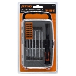 10729<br>14in1 Screwdriver Set with Storage Box