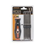 10806<br>10 in 1 Screwdriver Set with T-Handle