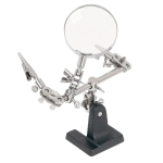 10102<br>Third-Hand Tool With Magnifier