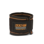 10873A<br>Magnetic polyester wristband - 23 x 8 cm