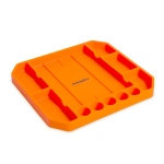 11985B<br>Rubber tool tray - with ruler - 26 x 23,5 x 2,5 cm